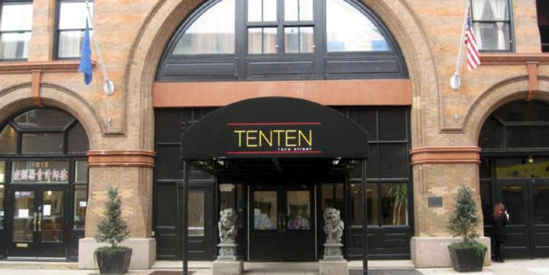 Ten Race Street