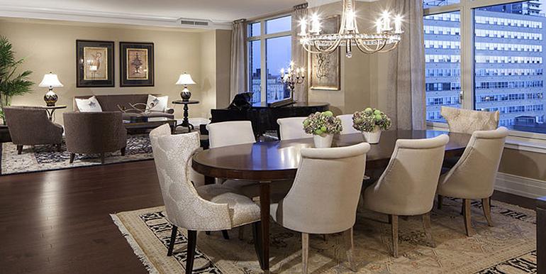 10 Rittenhouse Dining Room