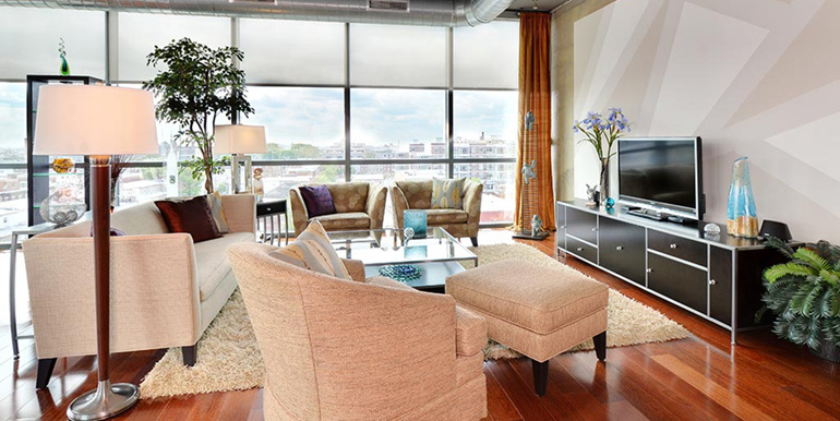 1352 Lofts - Philadelphia Apartment & Condo Rentals - Rent ...