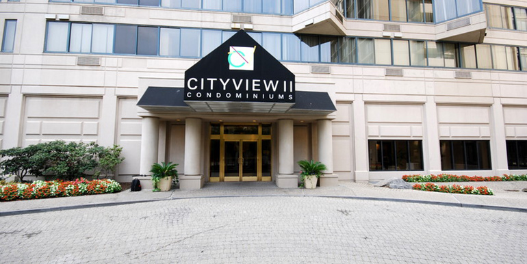 Cityview Entrance