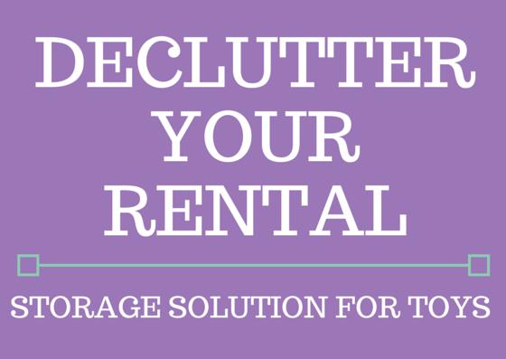 Declutter-your-rental
