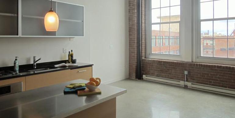 Lofts Bella Vista Kitchen