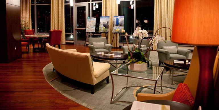 Residences At The Riz Carlton Ritz Living Room