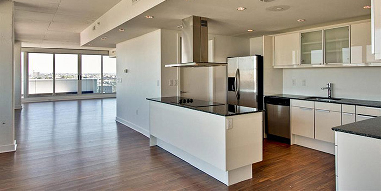 American Loft Kitchen