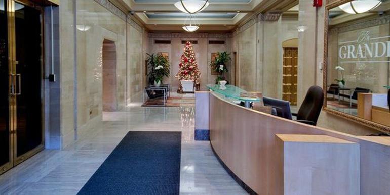packard lobby
