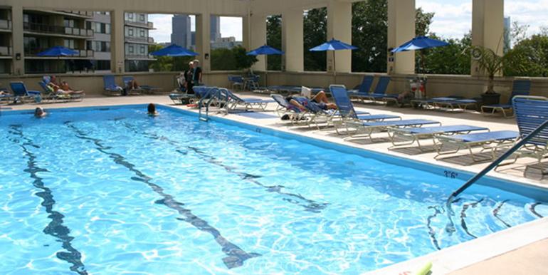 Philadelphian pool