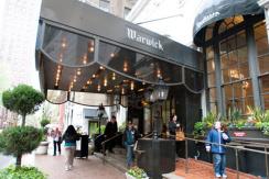 Warwick Entrance