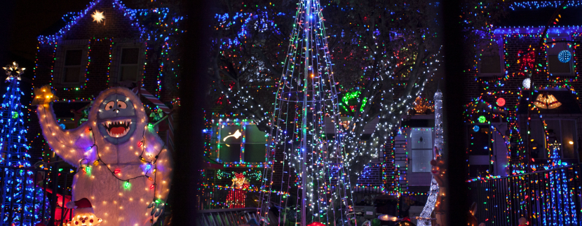 5 philly blocks to catch griswold esque christmas lights