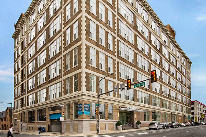 The Riverloft Apartment Homes Philadelphia Apartment