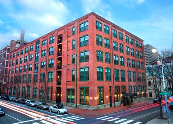 The Lofts At Logan View Philadelphia Apartment Condo