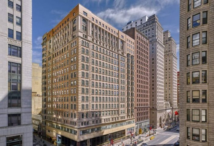 Griffin Center City Offers New Luxury Apartments On The Avenue Of - Center city apartments
