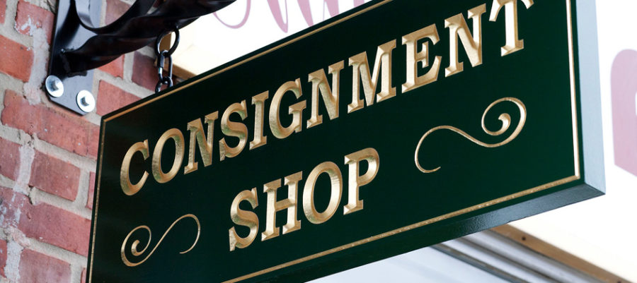 Consignment Shops Pay For Furniture