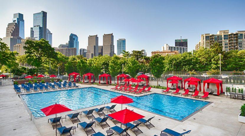 Park Towne Place Pool