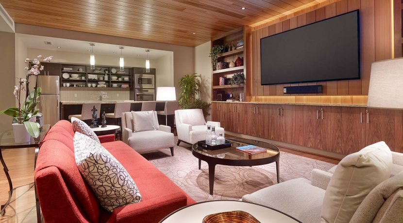 Southstar Lofts lounge