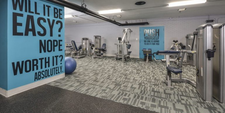 Tower Place Fitness Center
