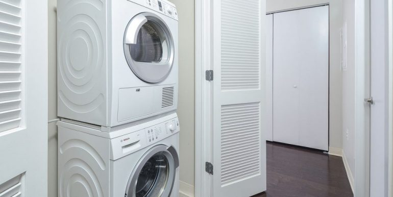 Tower Place Washer Dryer