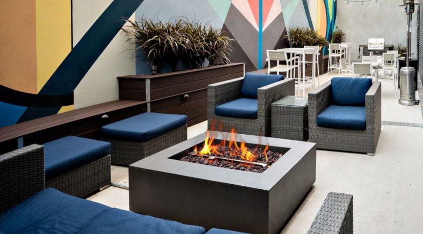 1200 Washington_Outdoor Lounge