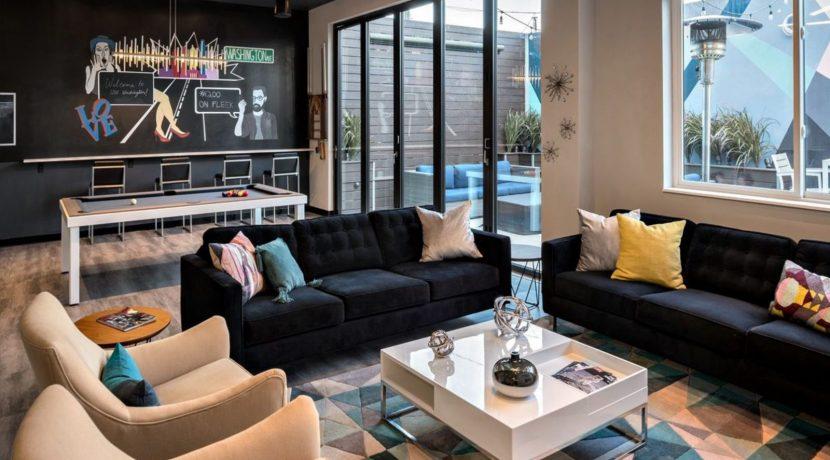 1200 Washington_Residents Lounge